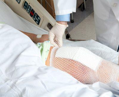 Bandage Chronic Wound Care