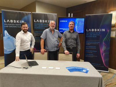 Labskin Presenting at Microbiome Movement